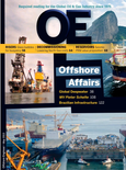 Offshore Engineer Magazine Cover May 2013 -