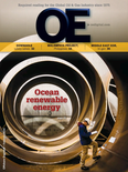 Offshore Engineer Magazine Cover Feb 2014 -
