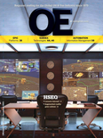 Offshore Engineer Magazine Cover Nov 2015 -