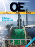 Offshore Engineer Magazine Cover Feb 2017 -