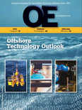 Offshore Engineer Magazine Cover Jun 2017 -