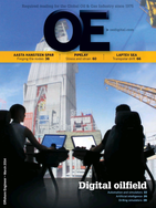Offshore Engineer Magazine Cover Mar 2014 -