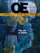 Offshore Engineer Magazine Cover Jun 2014 -