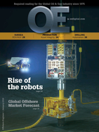 Offshore Engineer Magazine Cover Jan 2018 -