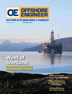 Offshore Engineer Magazine Cover Jul 2019 - Subsea Processing