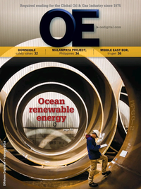 Offshore Engineer Magazine Cover Feb 2014 -