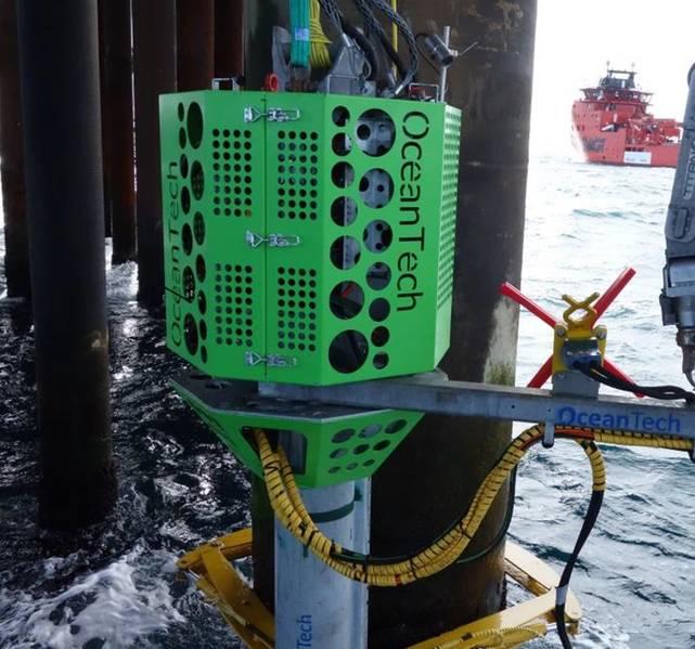 新しいツール:海底検査、クリーニング、修理モジュール。クレジット:OceanTech