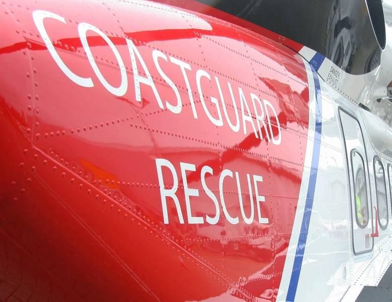 (Foto do arquivo: Guarda Costeira do Reino Unido)