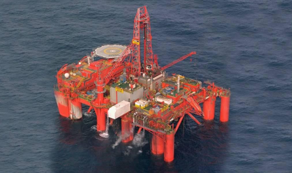 1970年代に建てられたボルグランドドルフィン(写真:Dolphin Drilling)
