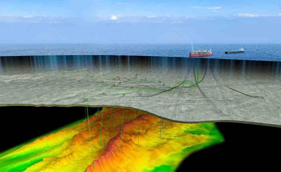 Το Bacalhau είναι το πρώτο ολοκληρωμένο πρόγραμμα SPS και SURF της Βραζιλίας (Εικόνα: Equinor)