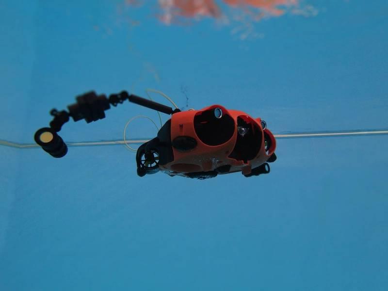 Das Seasam AUV von NotiloPlus ist weltweit im Einsatz. Foto von NotiloPlus.