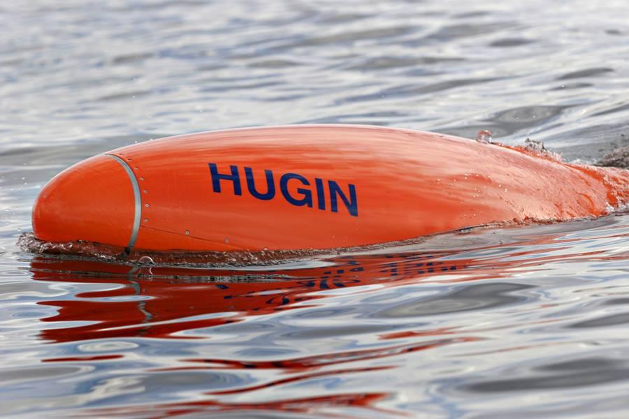 HUGIN AUV(イメージ:Kongsberg Maritime)