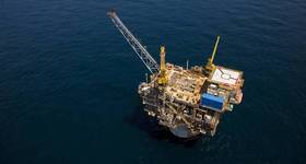 An Anadarko platform in Gulf of Mexico - Credit: Anadarko
