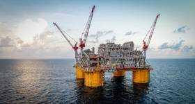 Appomattox floating production system in the US Gulf of Mexico (Photo: Shell)
