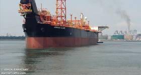 Armada Claire FPSO / Image by Ashok Ramasamy - Marine Traffic