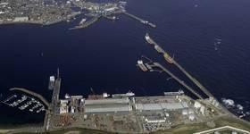 ASCO's Peterhead Supply Base - Credit; ASCO