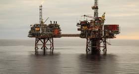 Captain in the U.K. North Sea (Photo: Chevron)