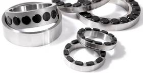 Diamond bearing technology (Image: US Synthetic)
