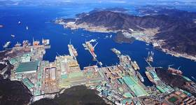 Geoje Shipyard. Photo: Samsung Heavy Industries