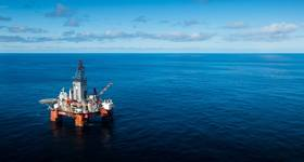 The West Hercules drilling rig in the Barents Sea. (PFile photo: Ole Jørgen Bratland, Equinor)
