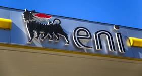 Eni logo - Image by Boggy/AdobeStock