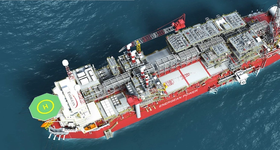 The Karish FPSO (Image: Energean Oil & Gas)