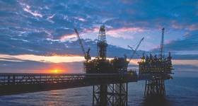 Life-extended: the sun never quite sets on Ekofisk projects. (Photo: ConocoPhillips)