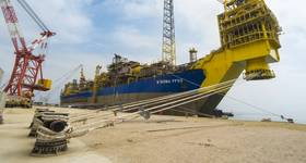 N'goma FPSO (File photo: SBM Offshore)