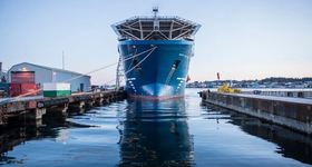 North Sea Giant (Copyright NCE Maritime Clean Tech)