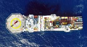 Oceaneering's Ocean Evolution with a well stimulation spread onboard (Photo: Oceaneering)
