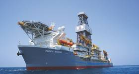 Pacific Drilling's Sharav drillship (Photo: Chevron)