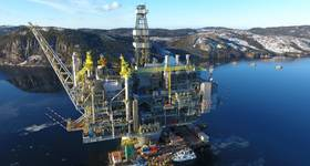 Places to go: Canadian oilfield infrastructure heads to sea (Photo: Government of Newfoundland)