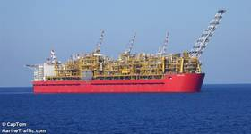 Prelude FLNG - Image by CapTom/MarineTraffic