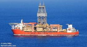 A Seadrill drillship / Image by Celso Hdez - MarineTraffic
