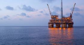 BP, the second-largest oil producer in the US Gulf of Mexico by volume, is shutting all production at its four Gulf platforms, including Na Kika (pictured). (File photo: BP)