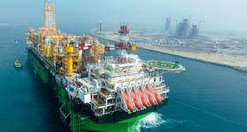 Speed to oil: the Egina FPSO (Photo: Total)