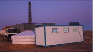 Elixir Energy drilling large Mongolian gas prospect on the doorstep of China