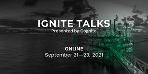 Ignite Talks: Industrial Digitalization Conference: Join leaders & innovators from tech, industry & government at the 3-day virtual event
