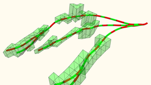 RMS 11.1 enables a seamless workflow from geomodelling to reservoir simulation, like preparing dynamic well data for flow modeling, as shown. (Image: Emerson)