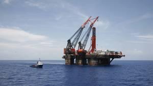 Heerema's semisubmersible crane vessel Balder (Photo: Heerema Marine Contractors)