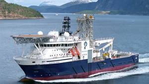 Island Wellserver continues working for Equinor. Image: Island Offshore