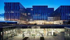 Aker Bp's head office in Oslo (Photo: Aker BP)