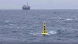 Premier Oil Testing PB3 PowerBuoy in the North Sea