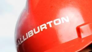 File photo: Halliburton)