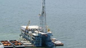 (Photo: Parker Drilling Company)