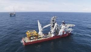Subsea Templates Installed on Nova Field