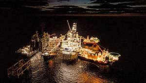 Johan Sverdrup Field Center Completed