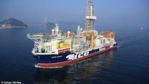 Deepwater Drillship Rates Rising