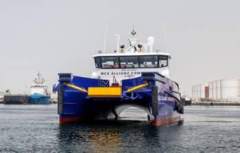 Four New Crew Boats for Allianz