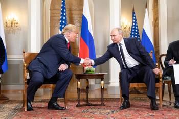 Putin: I Discussed Oil Prices with Trump